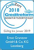 bonitaetszertifikat-crefo-2018